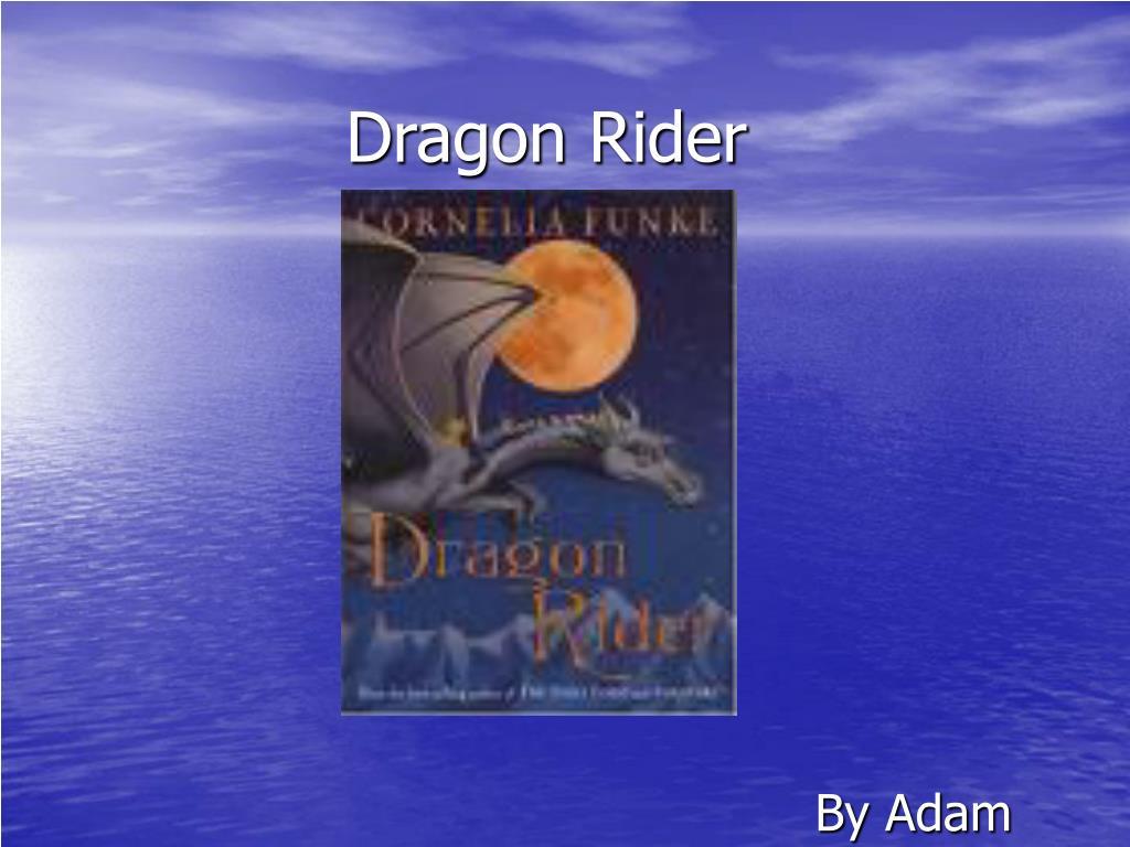 dragon rider l.