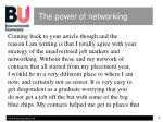 the power of networking2