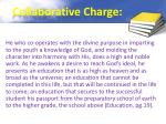 collaborative charge