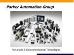parker automation group