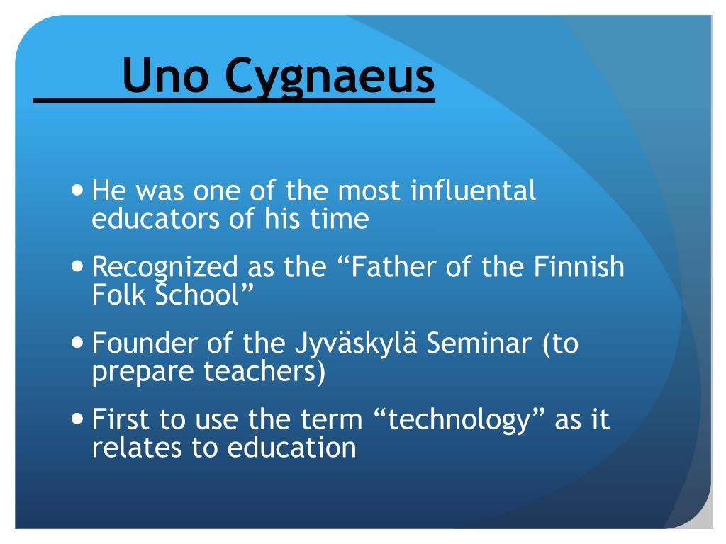 Uno Cygnaeus