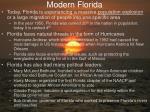 modern florida