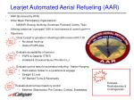 learjet automated aerial refueling aar