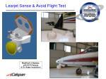 learjet sense avoid flight test4