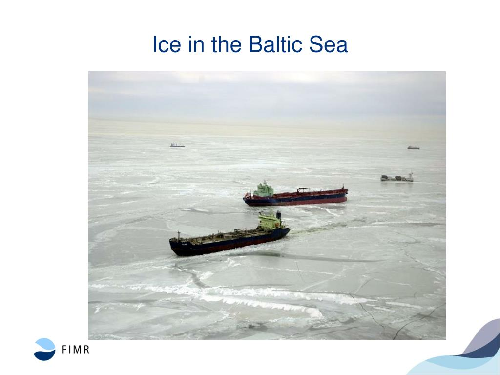 Ice in the Baltic Sea