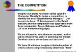the competition6