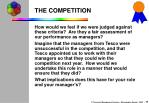 the competition7