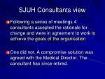 sjuh consultants view1