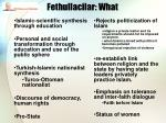 fethullacilar what