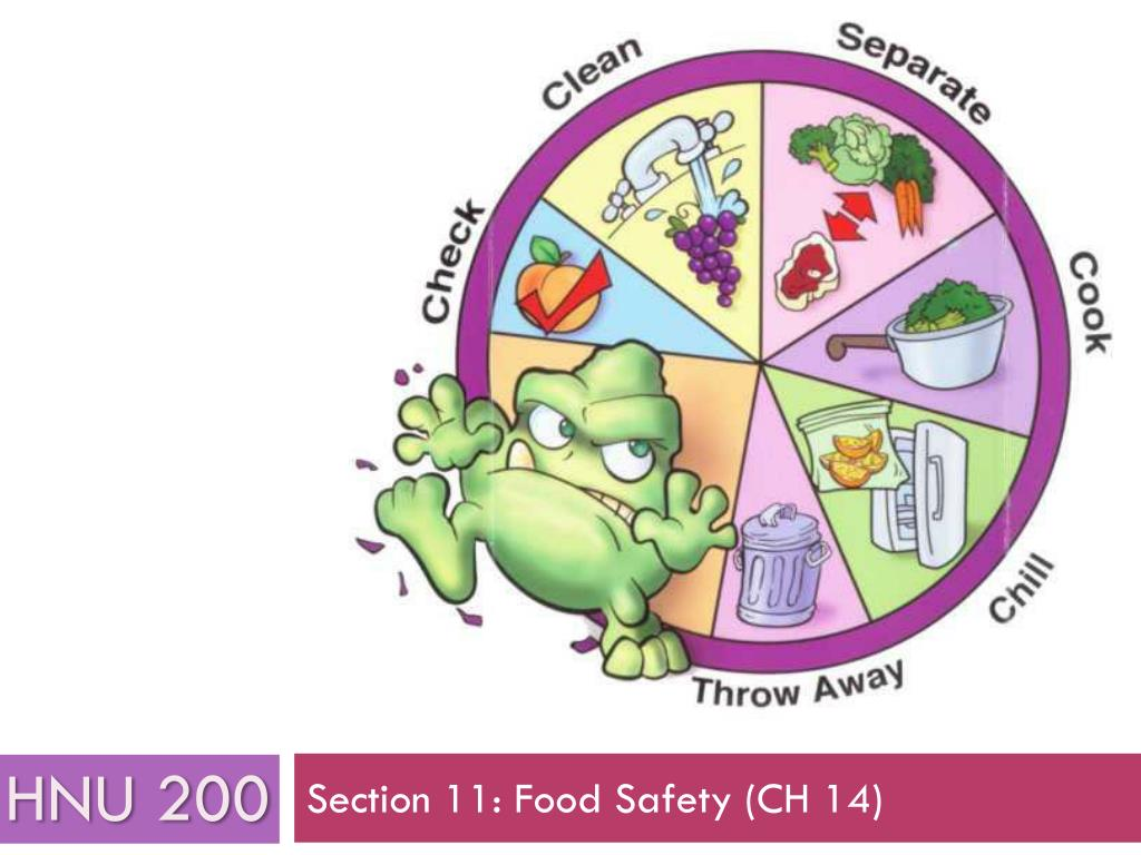 section 11 food safety ch 14