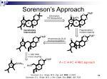 sorenson s approach