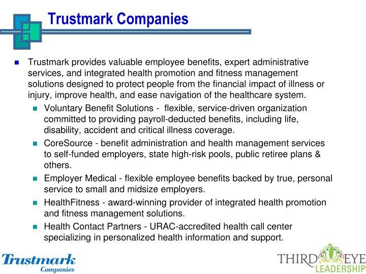 trustmark leadership development program case study