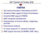 s t system of turkey 5 8