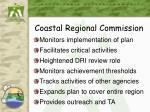 coastal regional commission