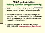 ers organic activities tracking adoption of organic farming