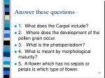 answer these questions2