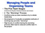 managing people and organising teams9