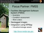 focus partner fmss