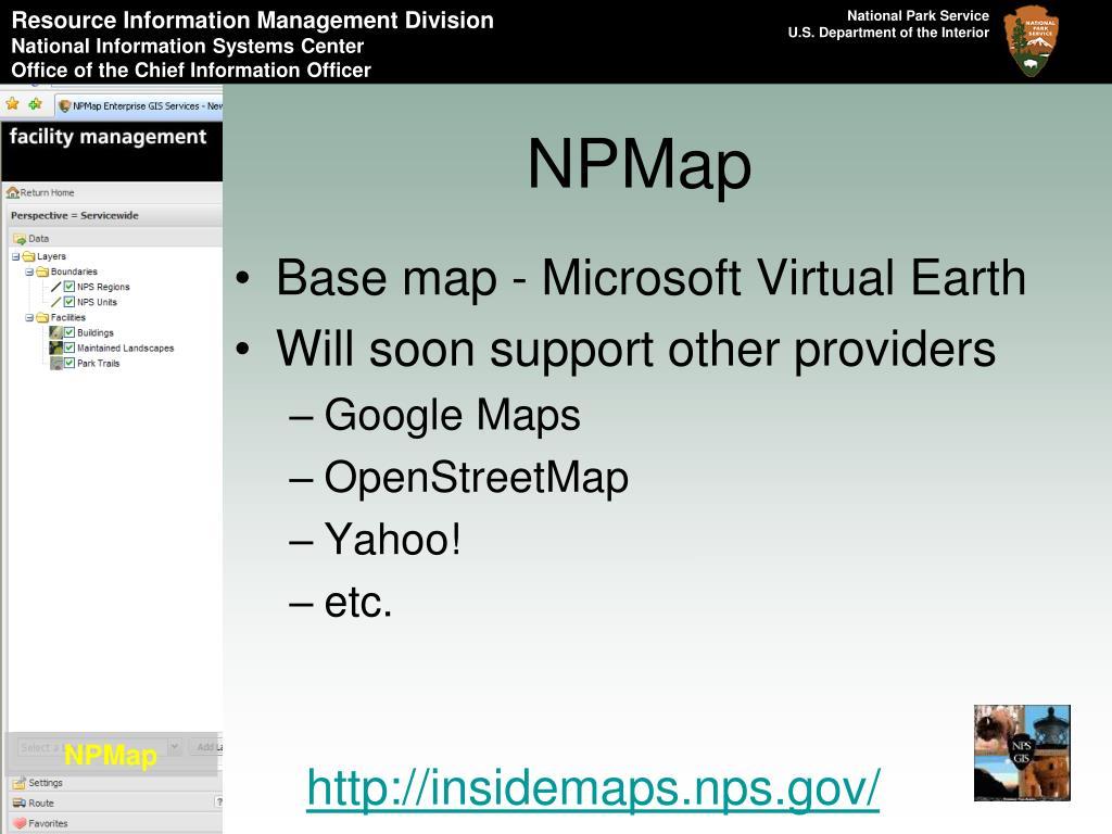 NPMap