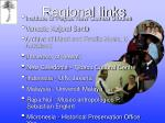 regional links