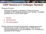 csep solutions to it challenges standards38