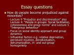 essay questions5