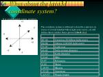 what about the java3d coordinate system