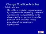 change coalition activities2