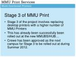 stage 3 of mmu print