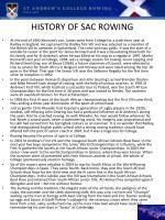 history of sac rowing2