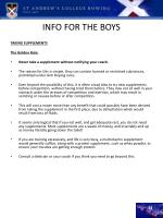 info for the boys2