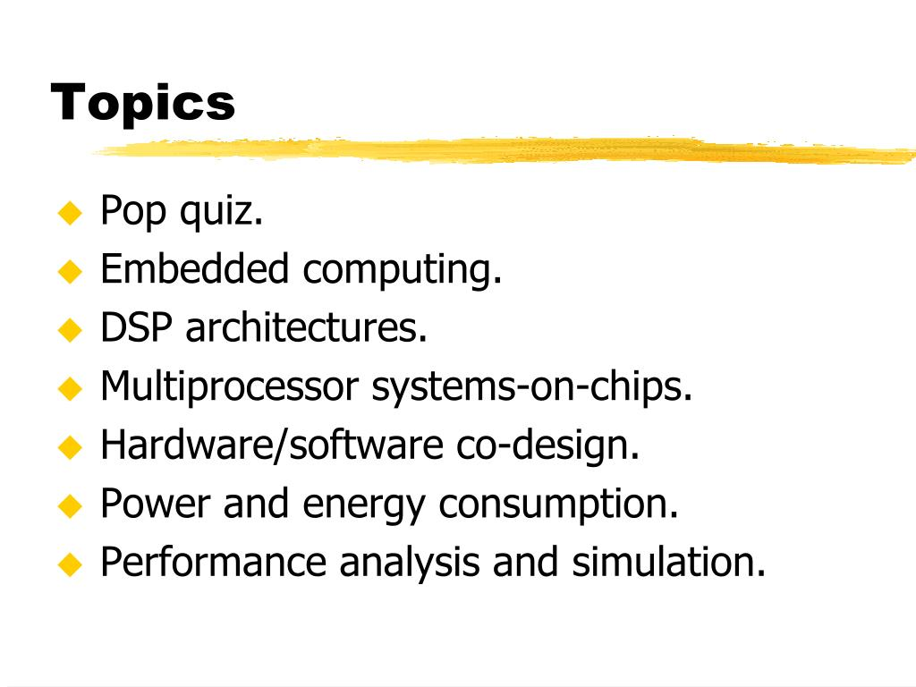 PPT - Computing Platforms for Multimedia PowerPoint Presentation