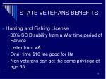 state veterans benefits2