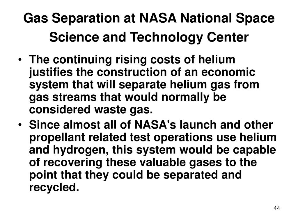 Gas Separation at