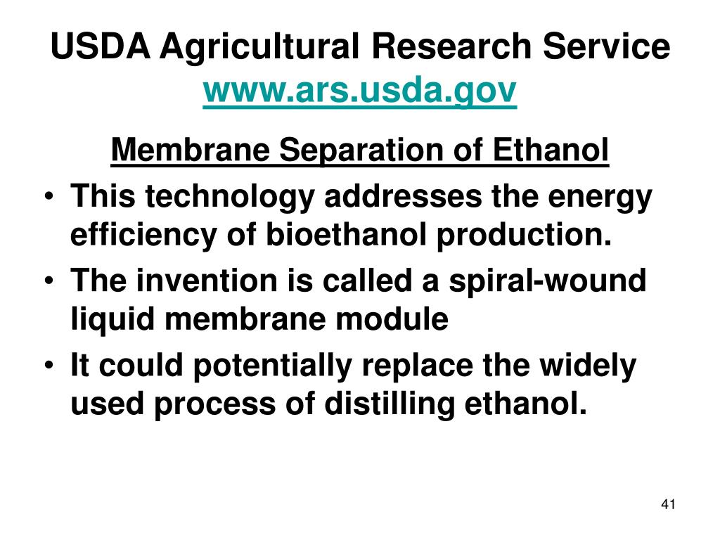 USDA Agricultural Research Service