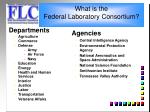 what is the federal laboratory consortium