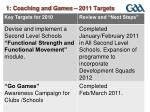 1 coaching and games 2011 targets4