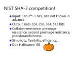 nist sha 3 competition