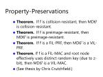 property preservations