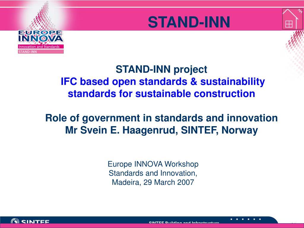STAND-INN