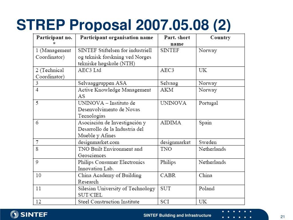 STREP Proposal 2007.05.08 (2)