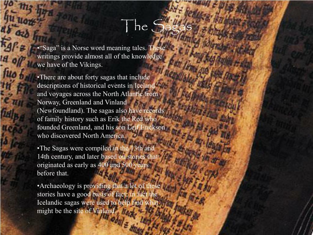 The Sagas
