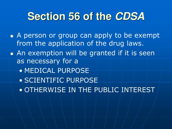 Section 56 of the