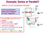 example series or parallel