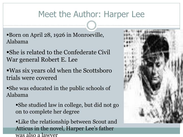 similarities between scout and harper lee How can the answer be improved.