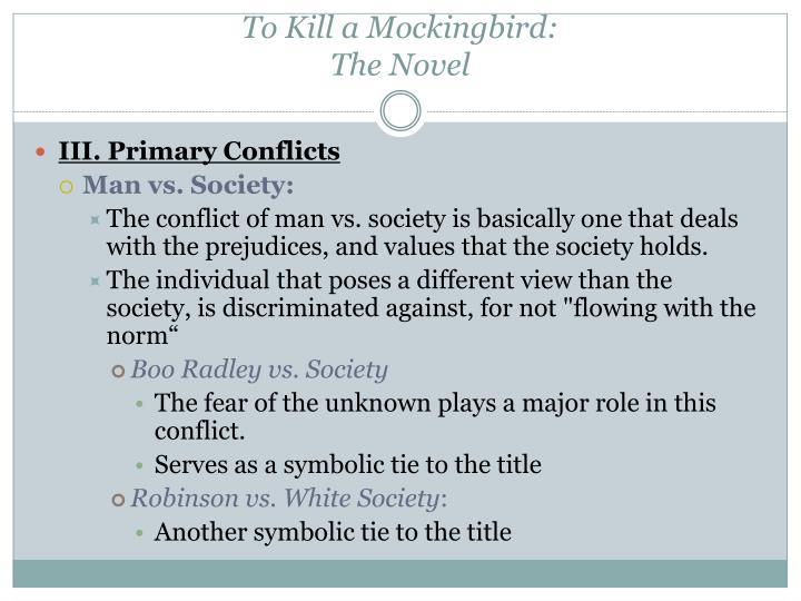 to kill a mockingbird discrimination