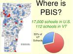 17 000 schools in u s 112 schools in vt
