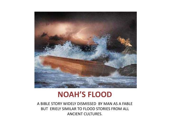 Noah s flood