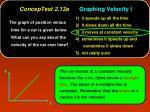 conceptest 2 13a graphing velocity i1