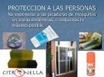 proteccion a las personas
